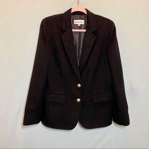 Bloomingdale's 100% Cashmere Blazer